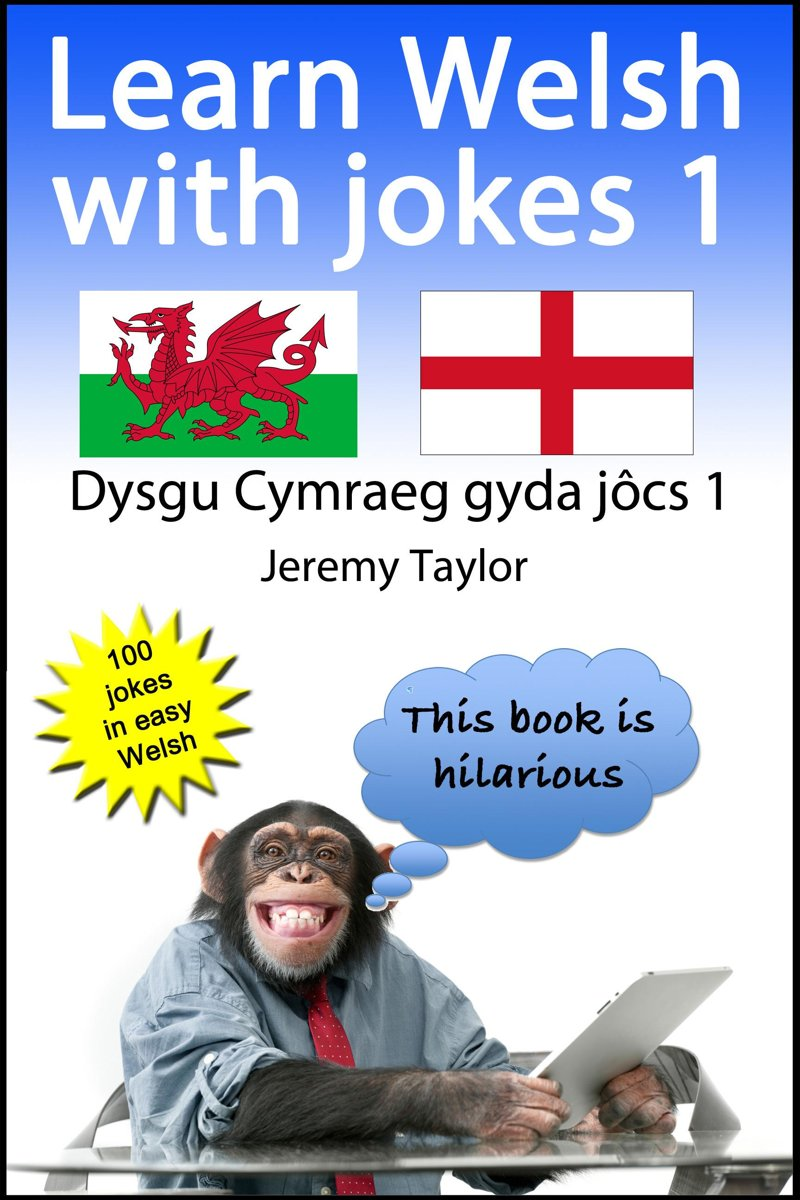 Learn Welsh With Jokes