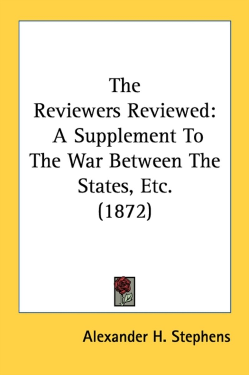 The Reviewers Reviewed