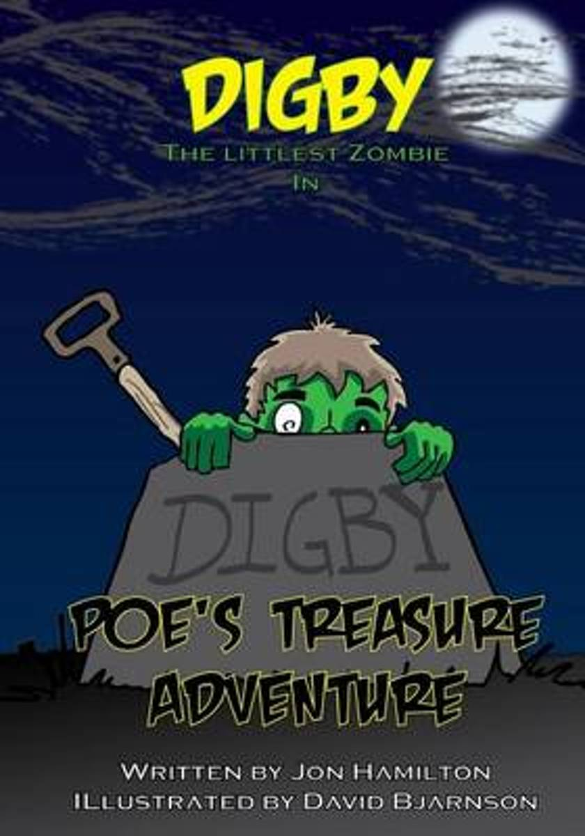 Digby the Littlest Zombie