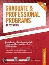 Graduate & Professional Programs: An Overview