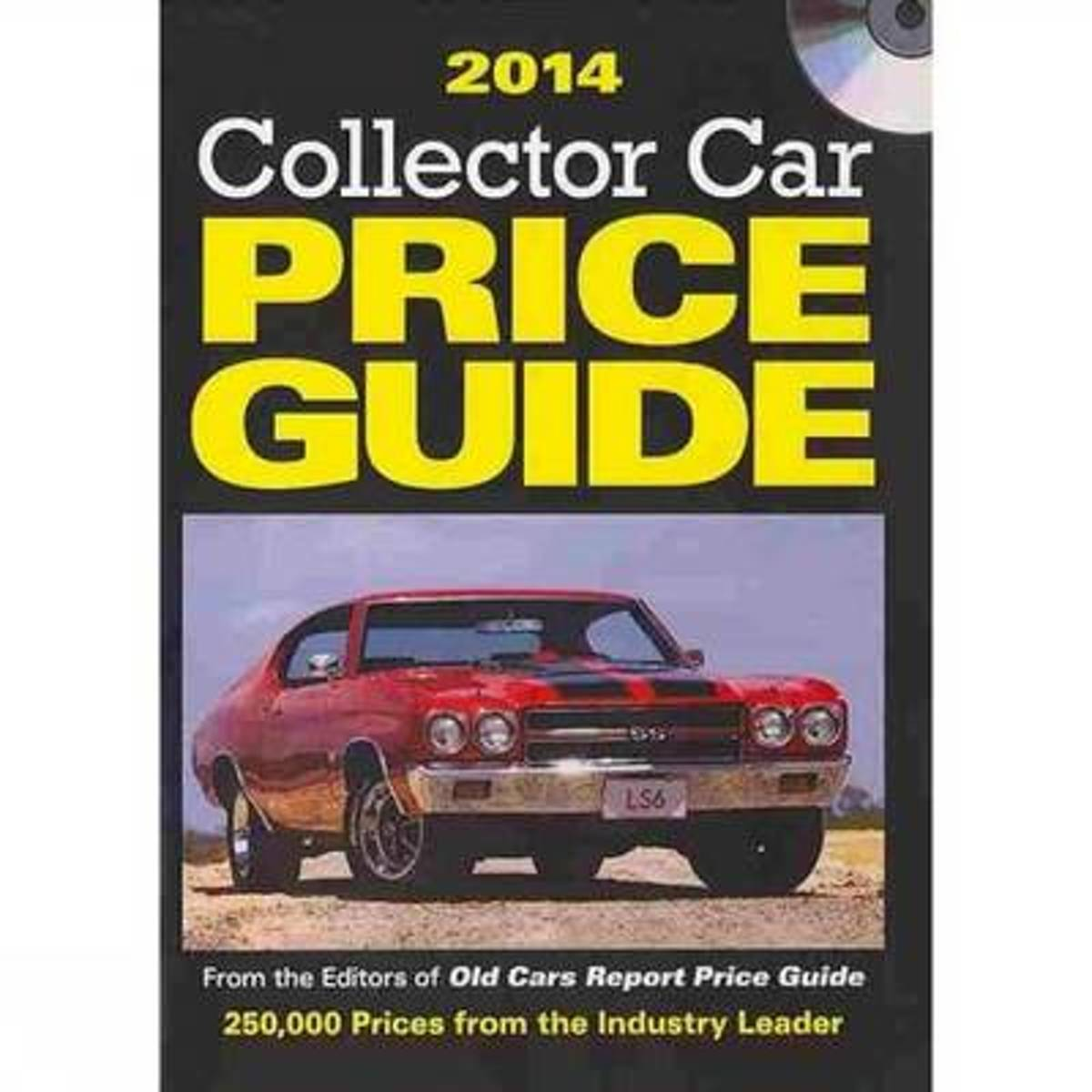 2014 Collector Car Price Guide