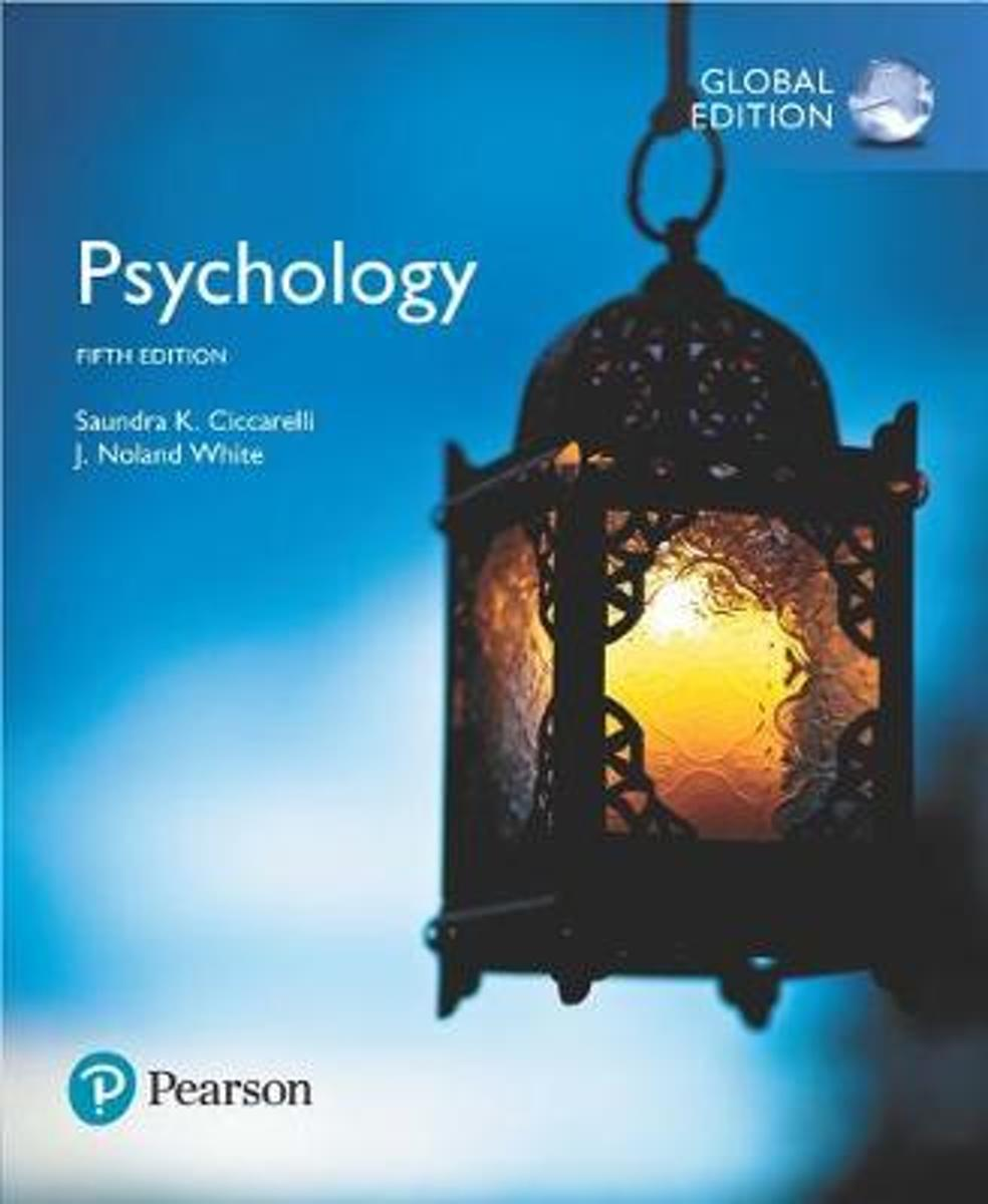 Psychology plus MyPyschLab with Pearson eText, Global Edition