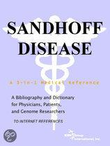 Sandhoff Disease - a Bibliography and Dictionary for Physicians, Patients, and Genome Researchers