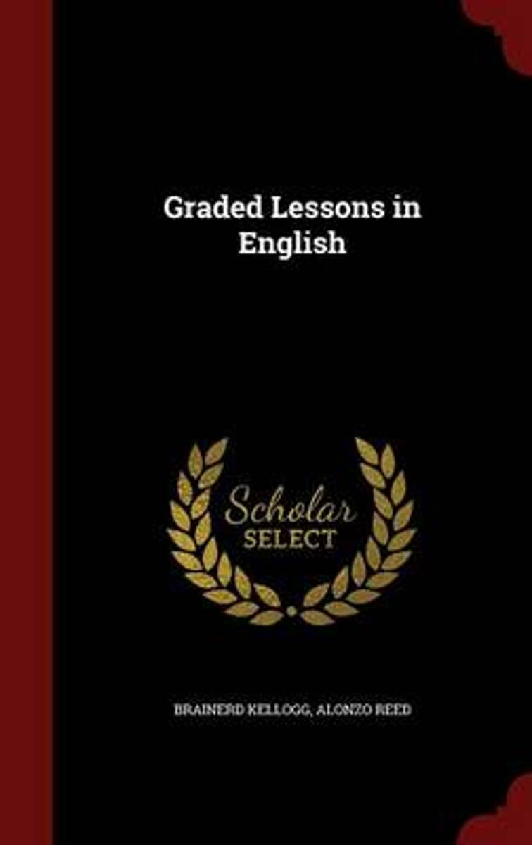 Graded Lessons in English