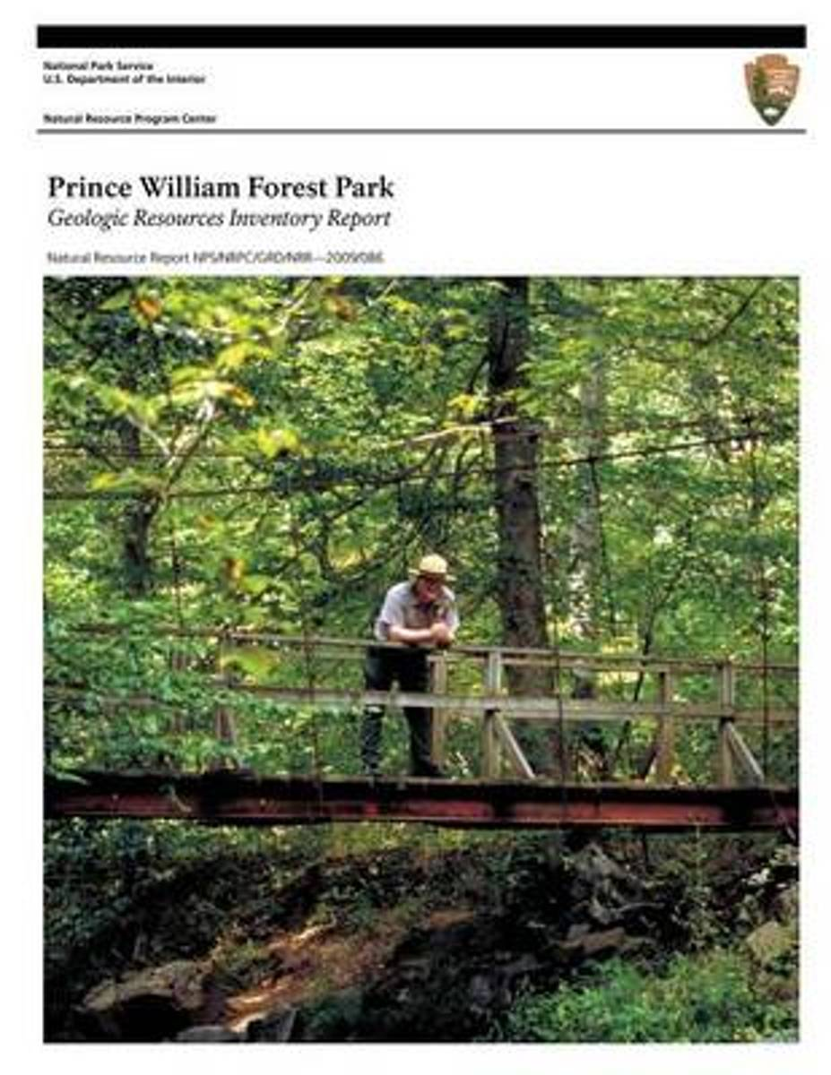 Prince William Forest Park Geologic Resources Inventory Report