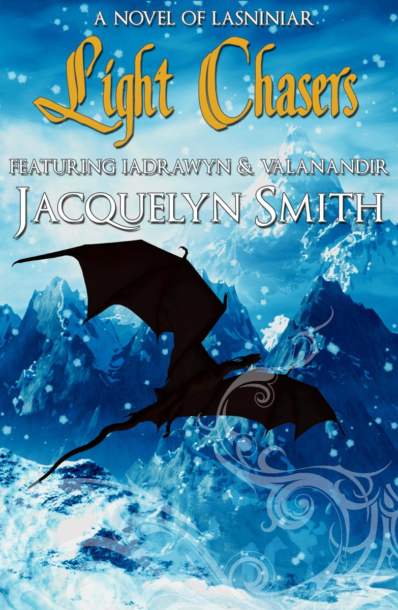 Light Chasers (A World of Lasniniar Epic Fantasy Series Novel, Book 0)