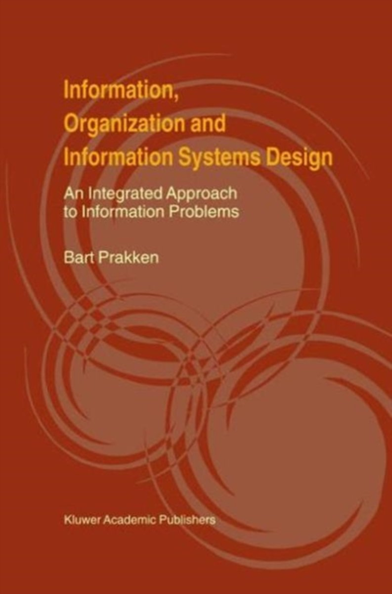 Information, Organization and Information Systems Design