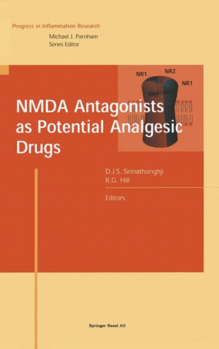 NMDA Antagonists as Potential Analgesic Drugs