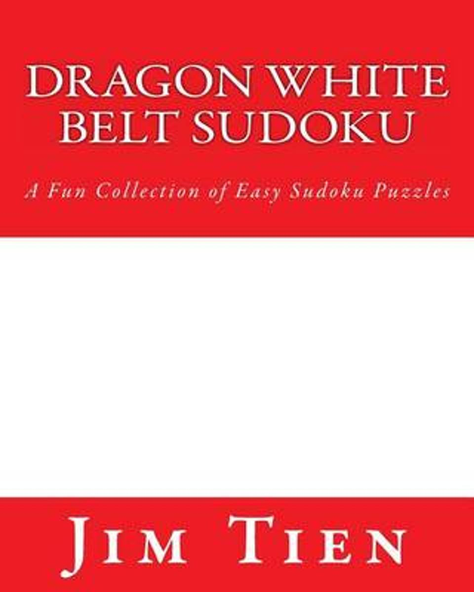 Dragon White Belt Sudoku