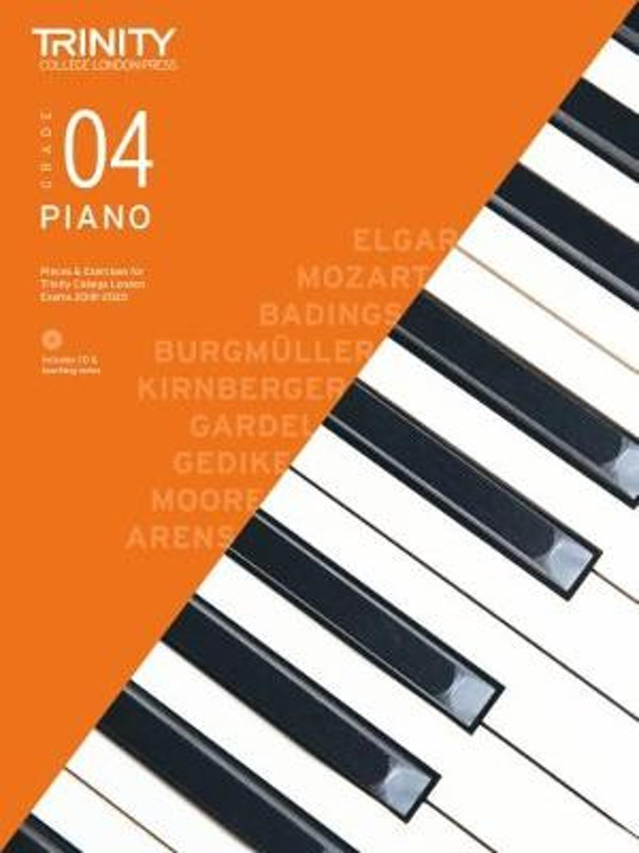 Piano Exam Pieces & Exercises 2018-2020 Grade 4, with CD & Teaching Notes