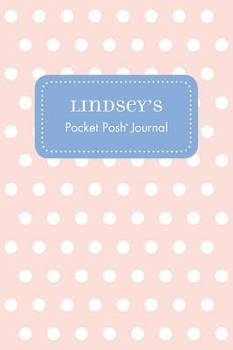 Lindsey's Pocket Posh Journal, Polka Dot