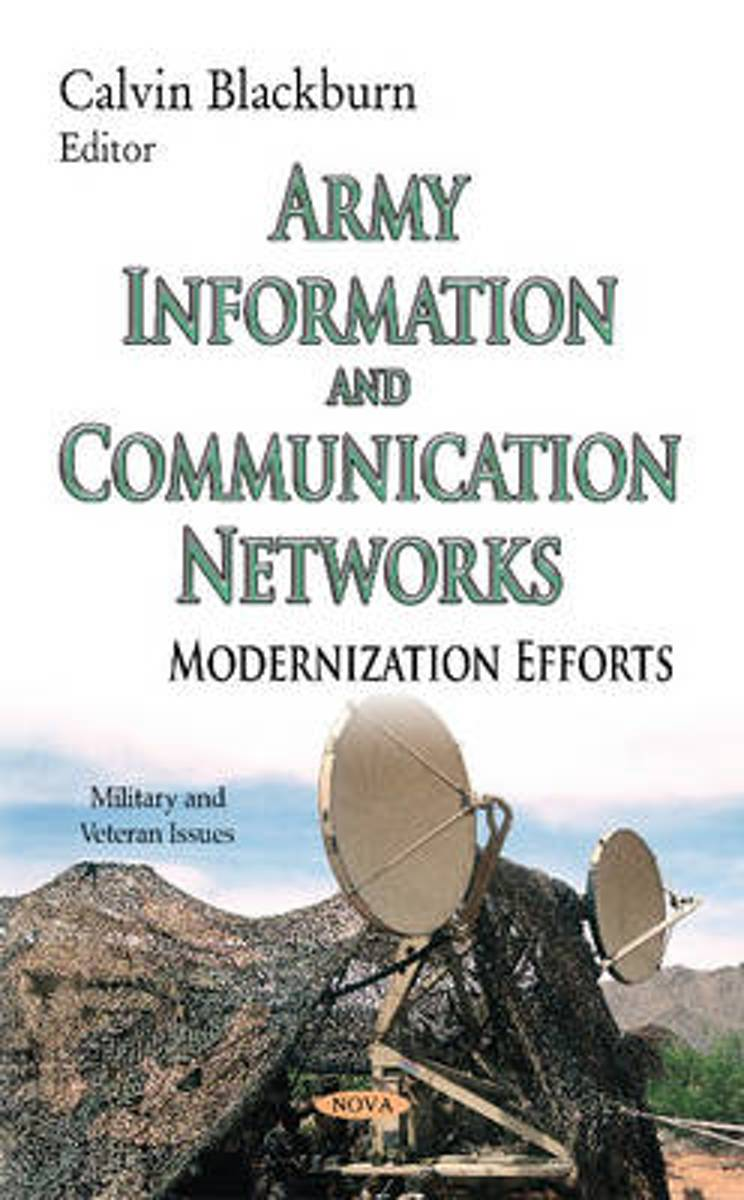Army Information & Communication Networks