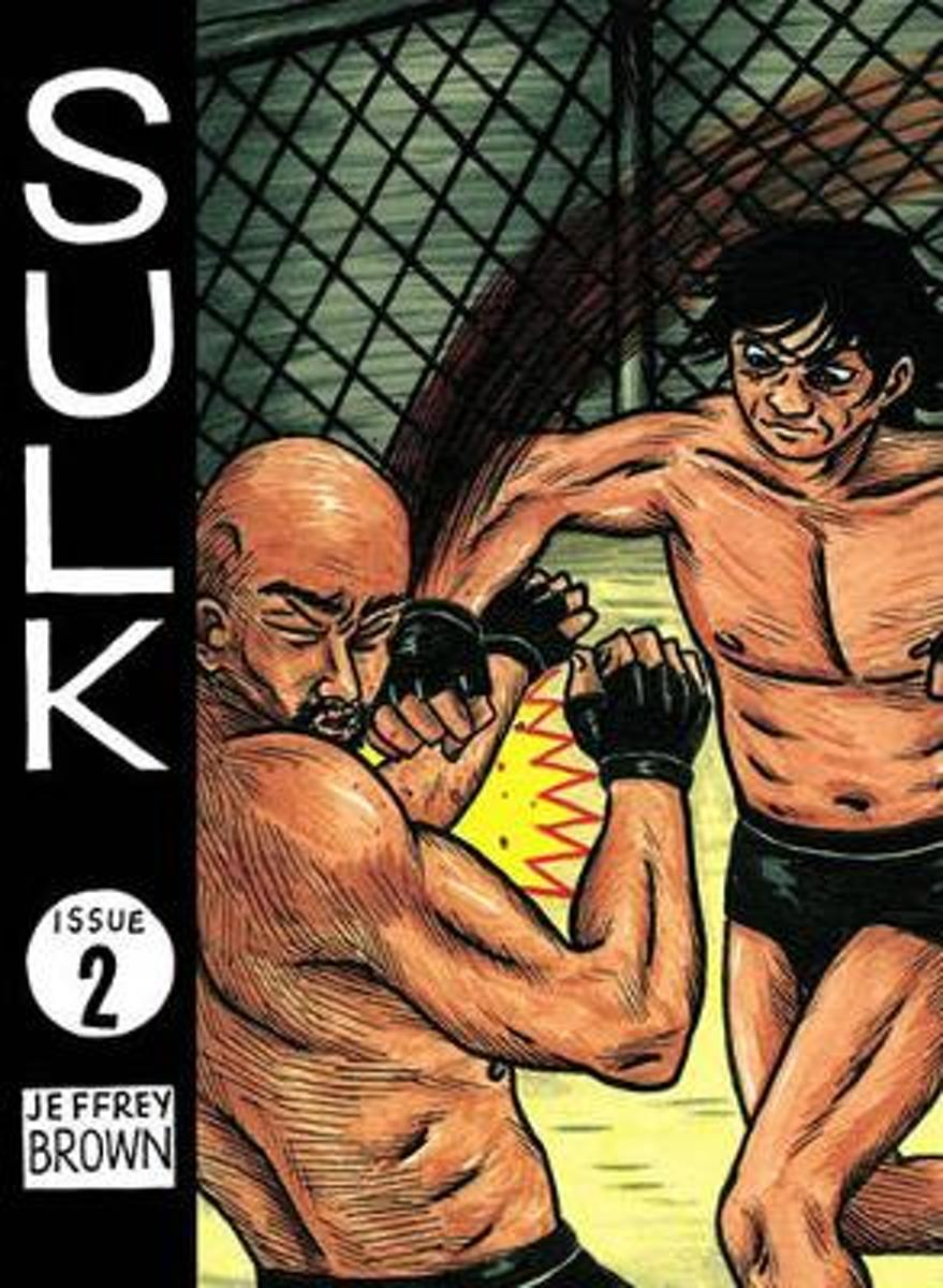 Sulk Volume 2 Deadly Awesome