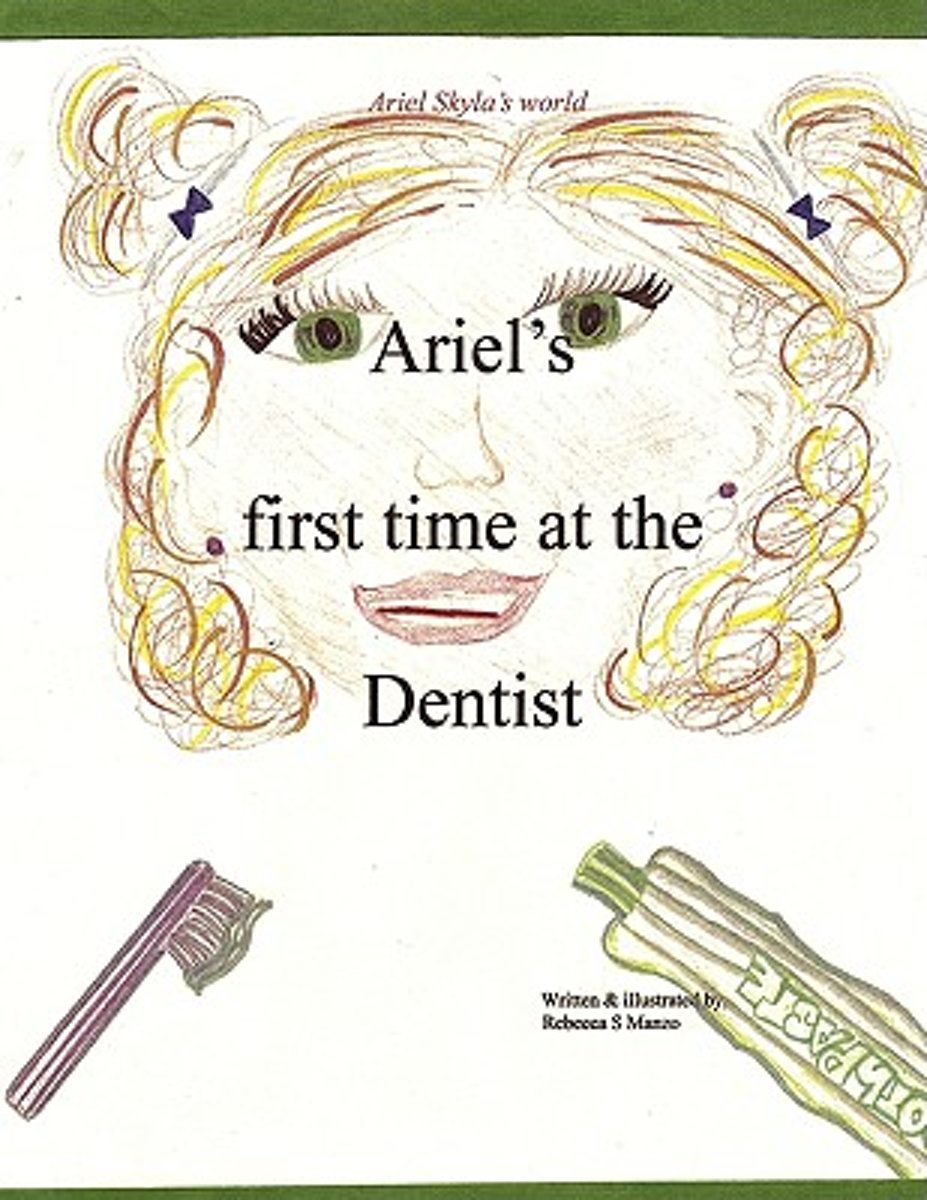 Ariel's First Time at the Dentist