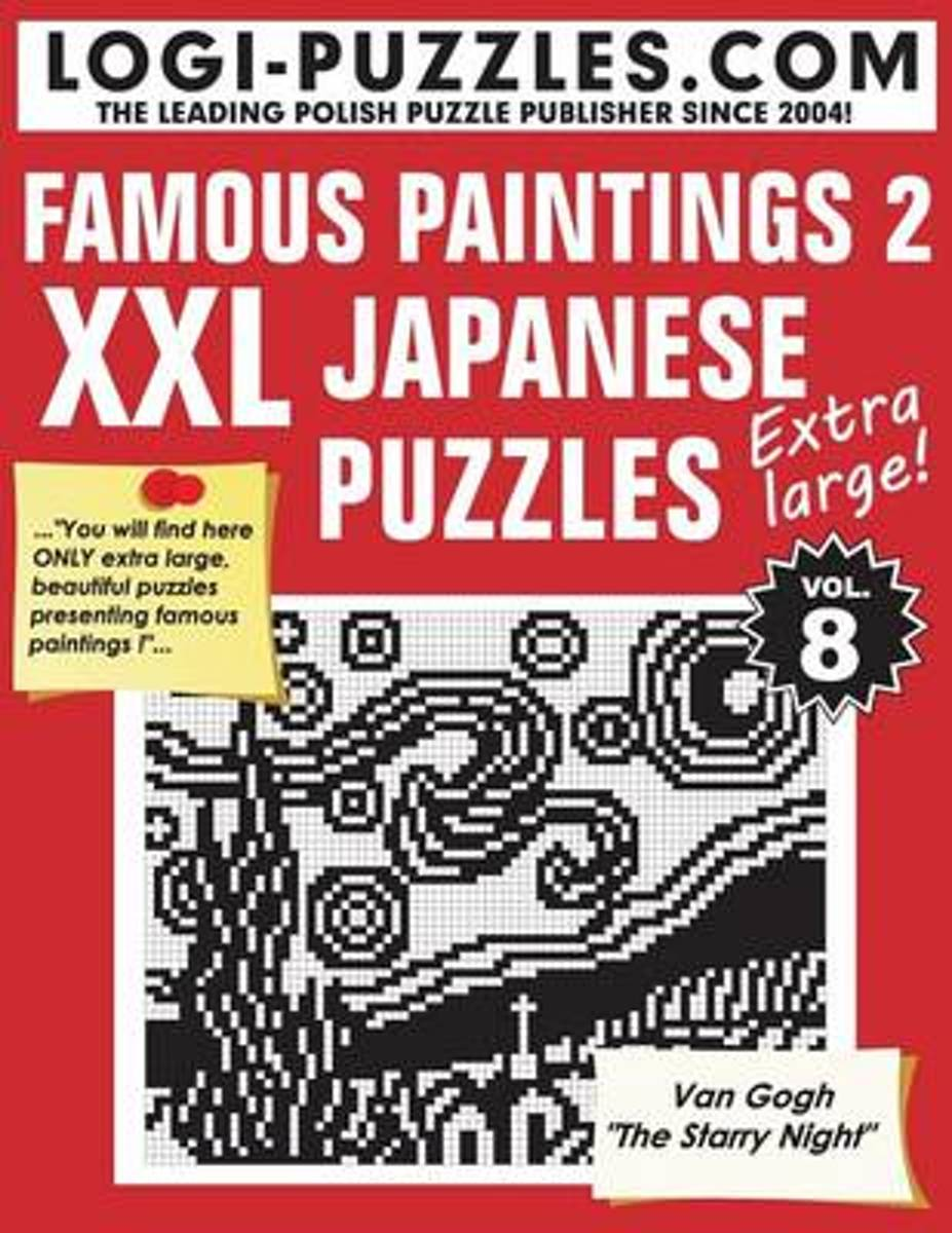 XXL Japanese Puzzles