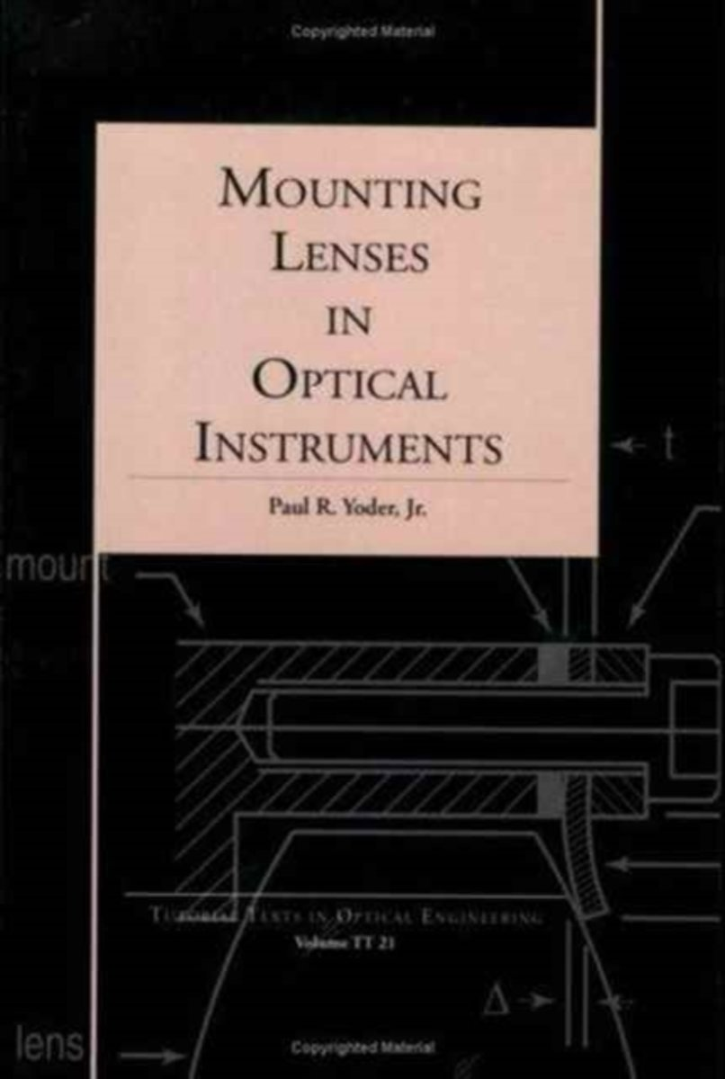 Mounting Lenses in Optical Instruments