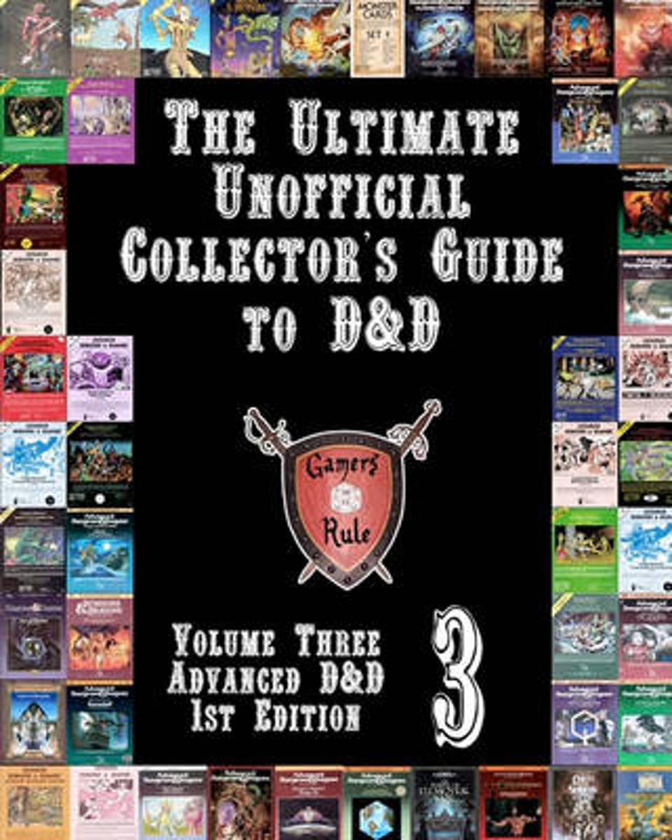 The Ultimate Unofficial Collector's Guide to D&d