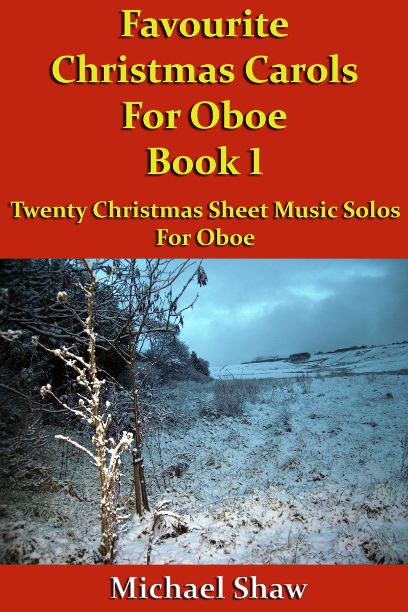 Favourite Christmas Carols For Oboe Book 1
