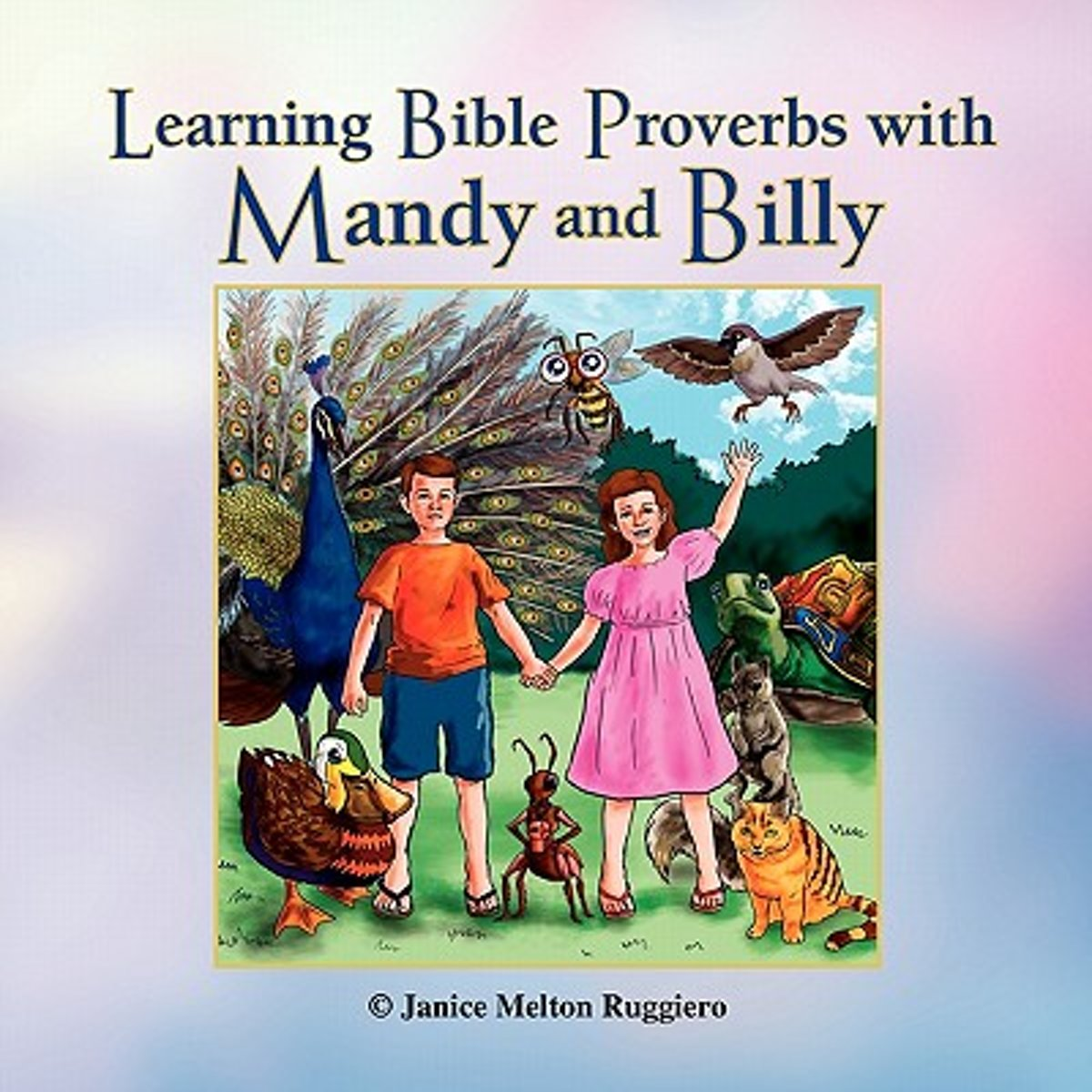 Learning Bible Proverbs with Mandy and Billy
