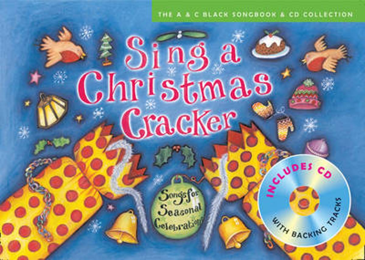 Songbooks - Sing a Christmas Cracker