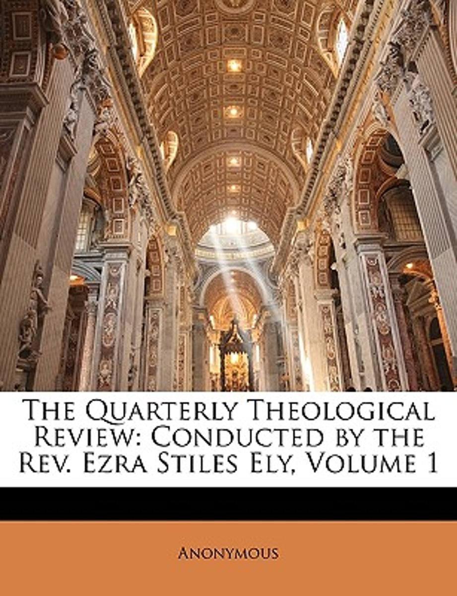 The Quarterly Theological Review
