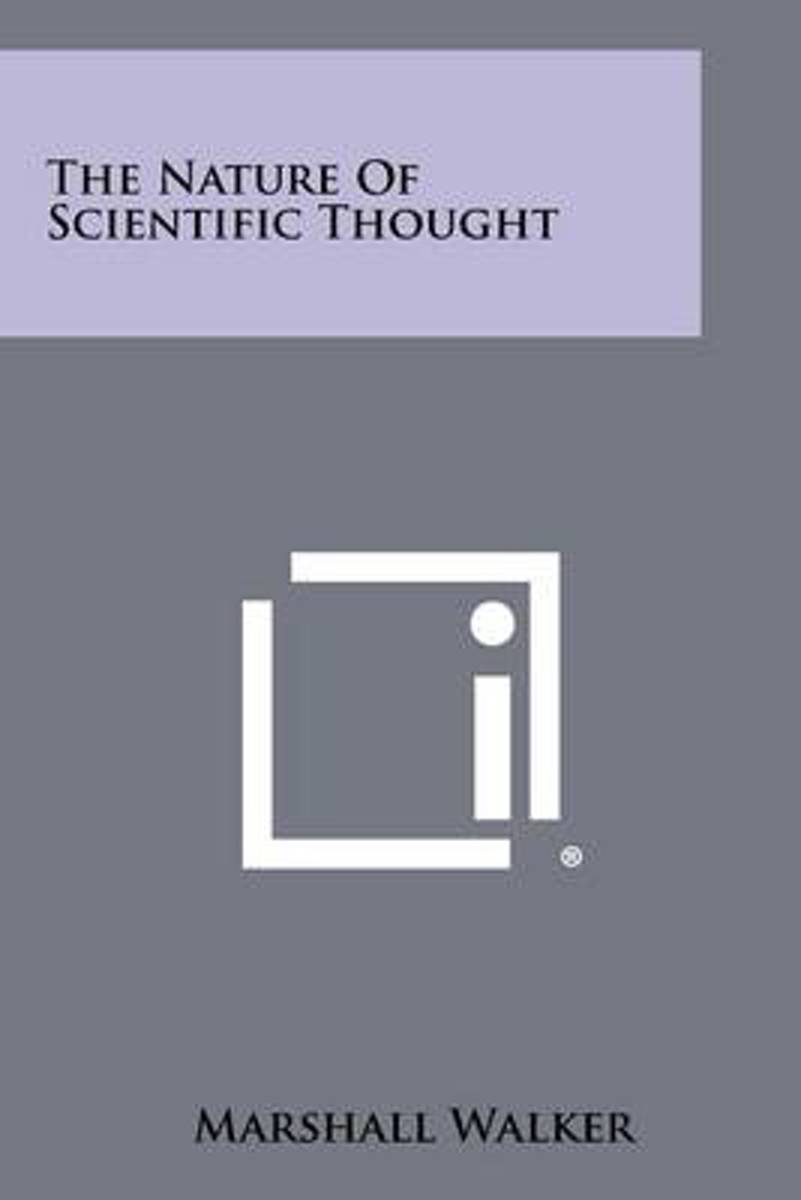 The Nature of Scientific Thought