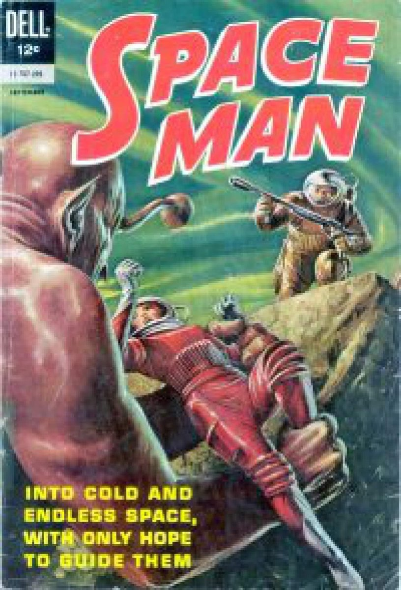 Spaceman Three Issue Super Comic