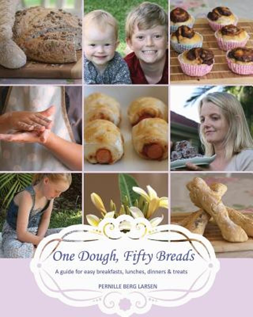 One Dough, Fifty Breads