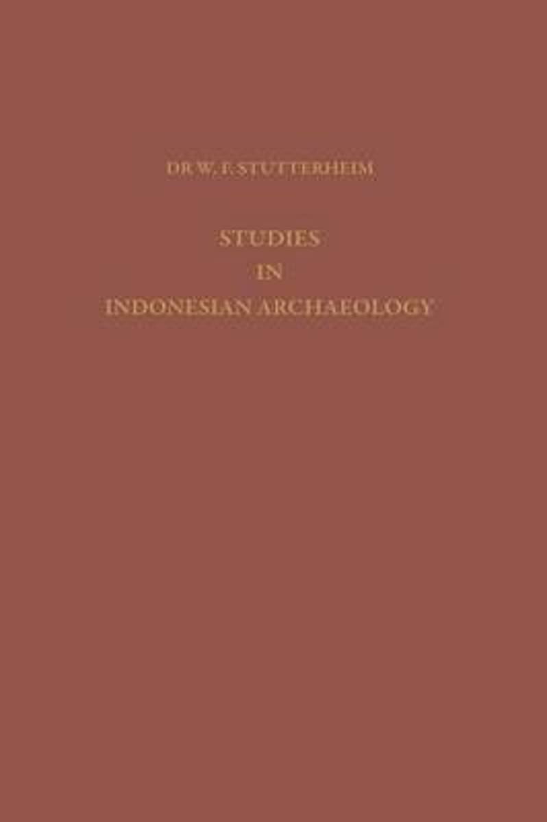 Studies in Indonesian Archaeology