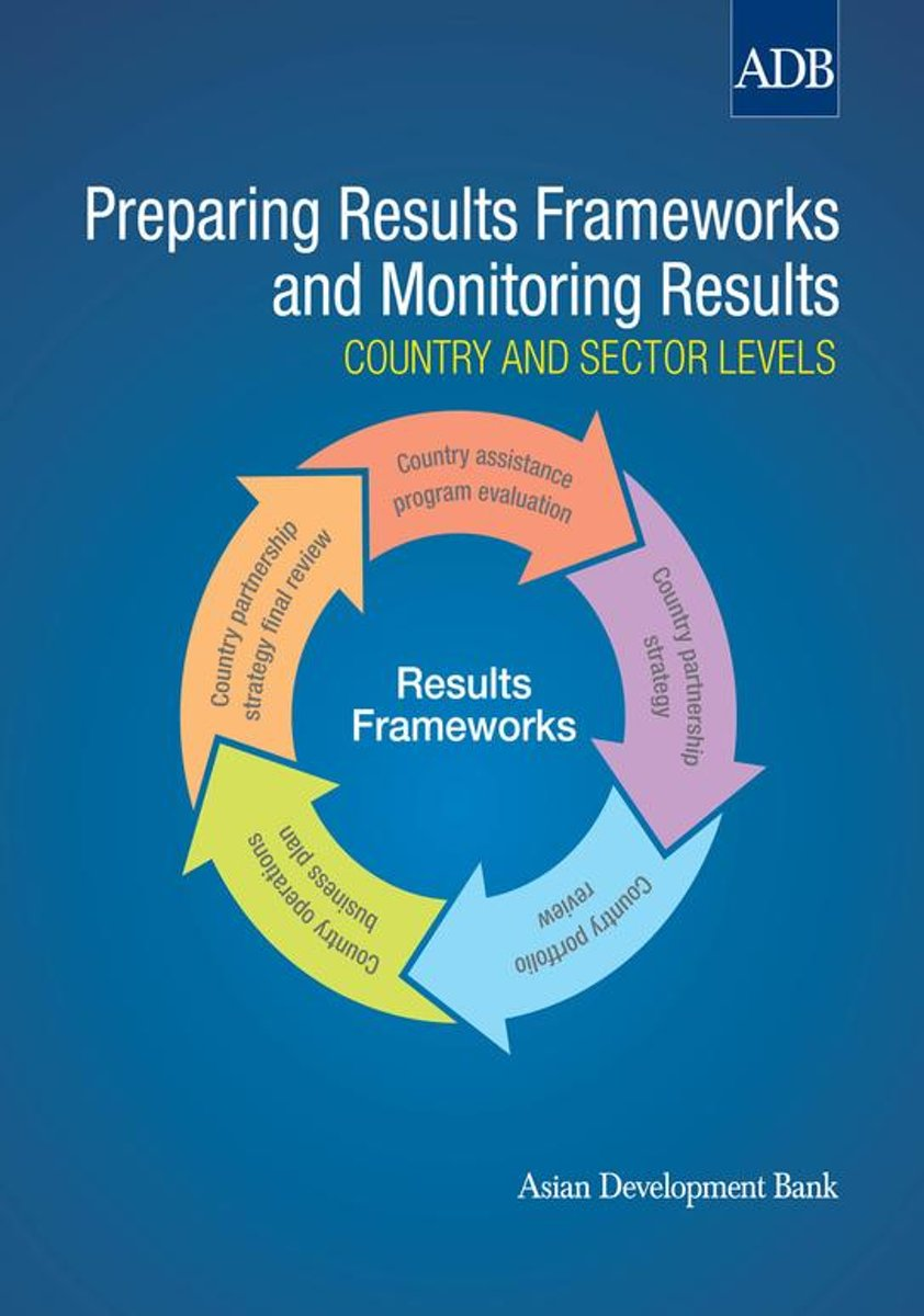 Preparing Results Frameworks and Monitoring Results