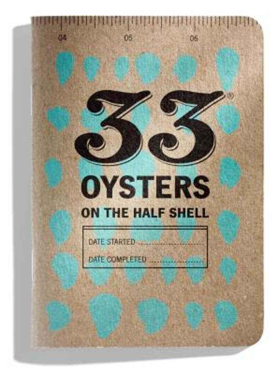 33 Oysters on the Half Shell