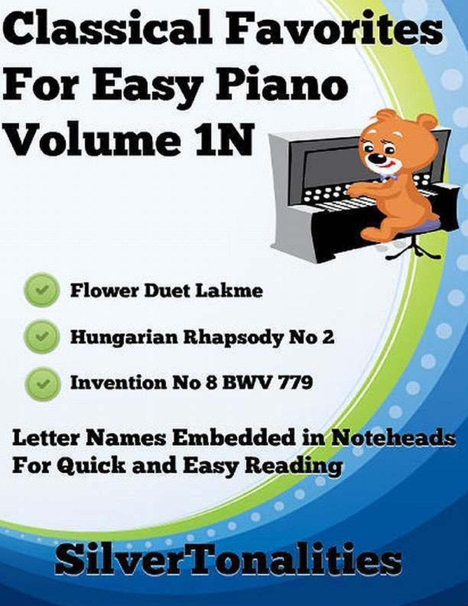 Classical Favorites for Easy Piano Volume 1 N