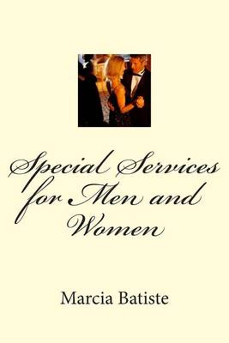 Special Services for Men and Women