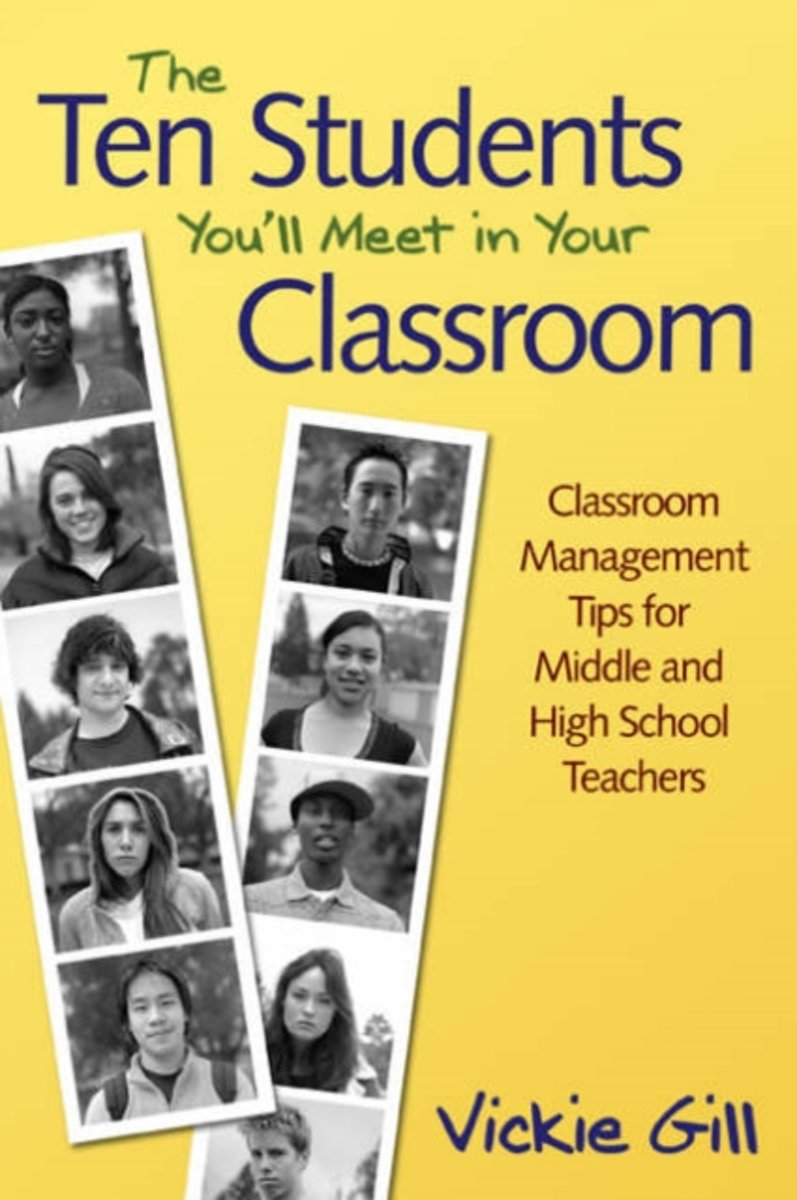 The Ten Students You'll Meet in Your Classroom