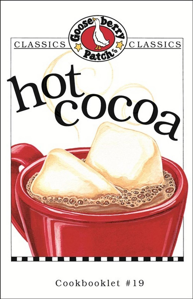Hot Cocoa Cookbook