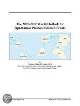 The 2007-2012 World Outlook for Ophthalmic Plastics Finished Fronts
