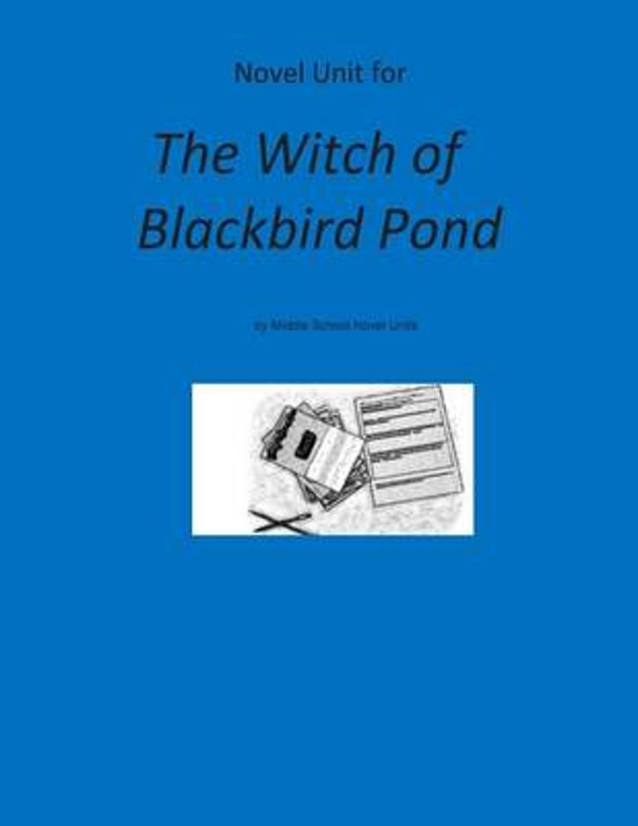 Novel Unit for the Witch of Blackbird Pond