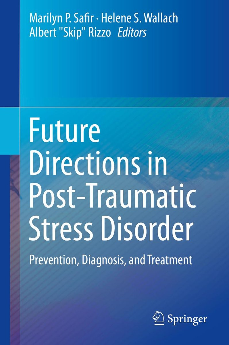 Future Directions in Post-Traumatic Stress Disorder