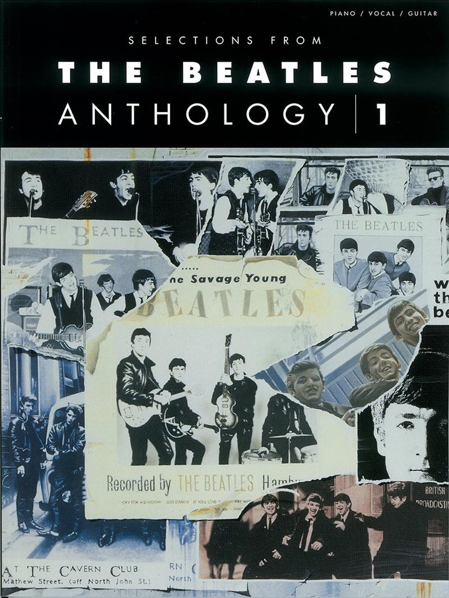 Selections from The Beatles Anthology, Volume 1 (Songbook)