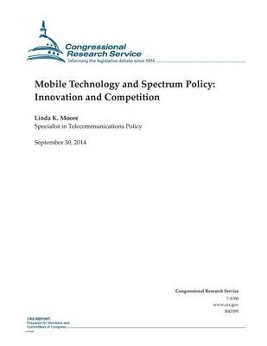 Mobile Technology and Spectrum Policy