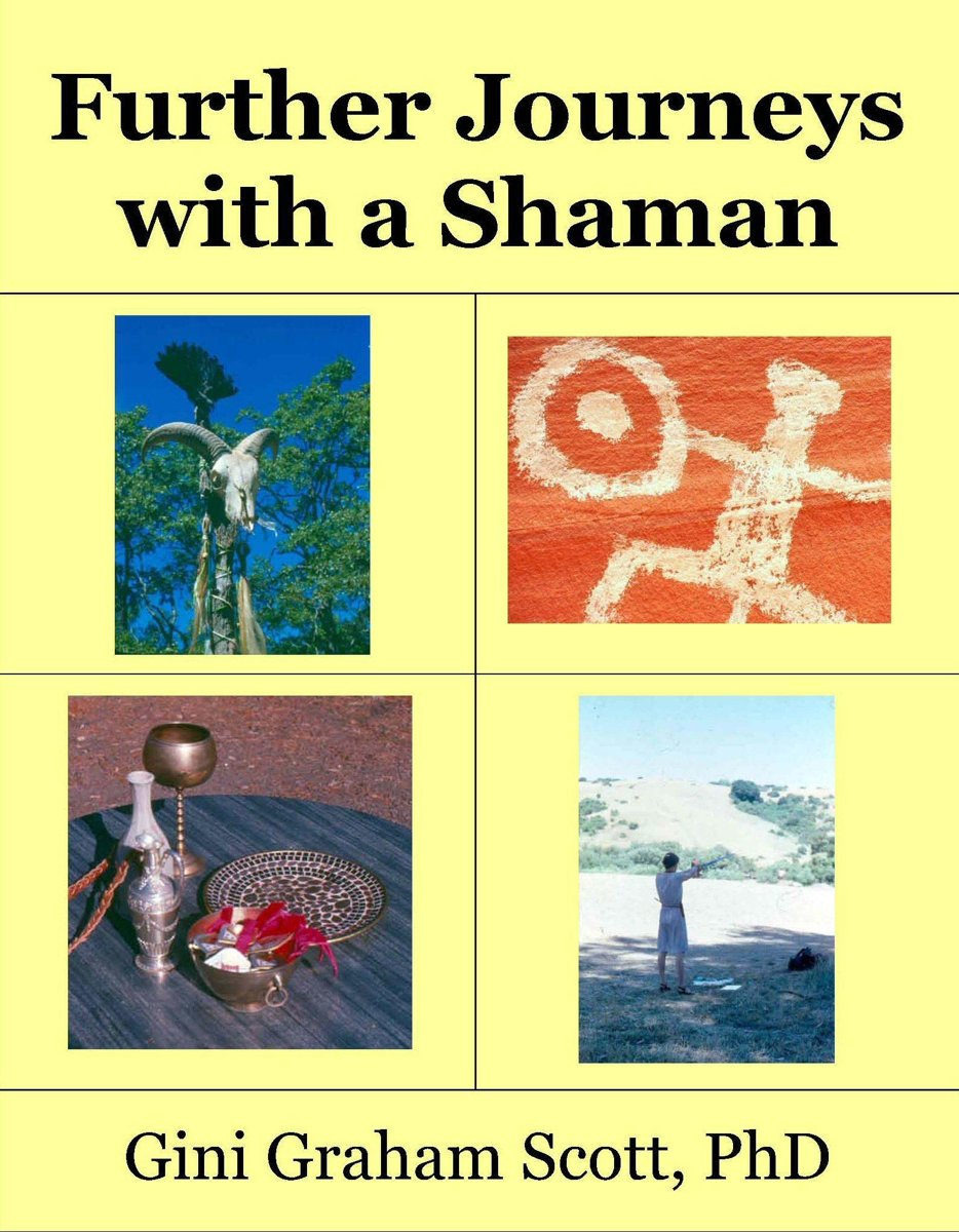 Further Journeys with a Shaman Warrior