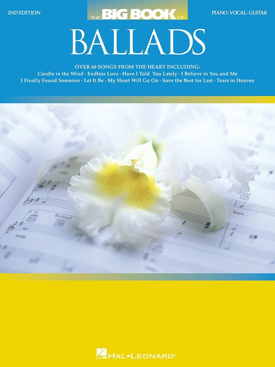Big Book of Ballads (Songbook)