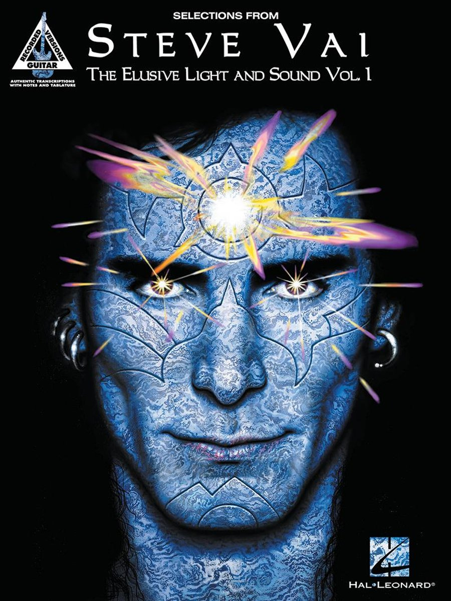Steve Vai - Selections fron the Elusive Light and Sound (Songbook)