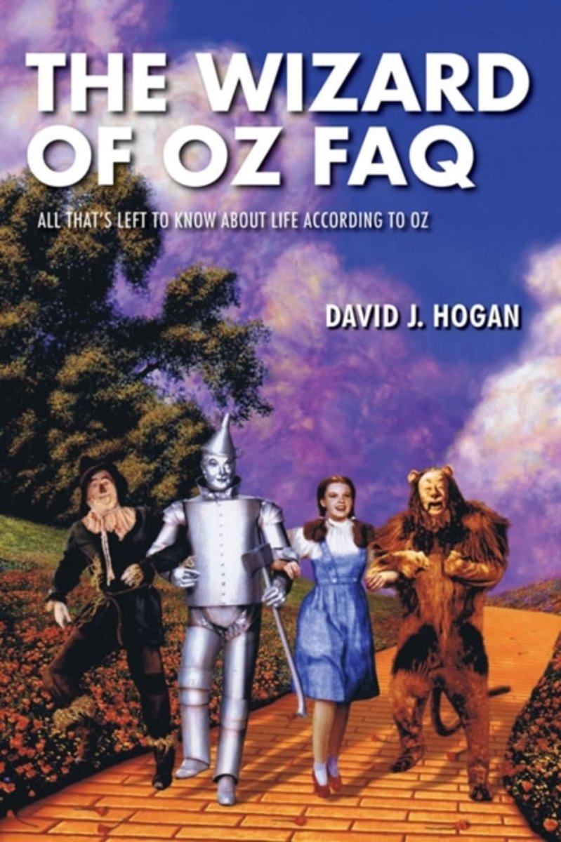 Wizard of Oz FAQ