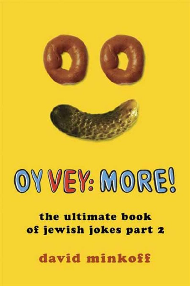 Oy Vey: More!