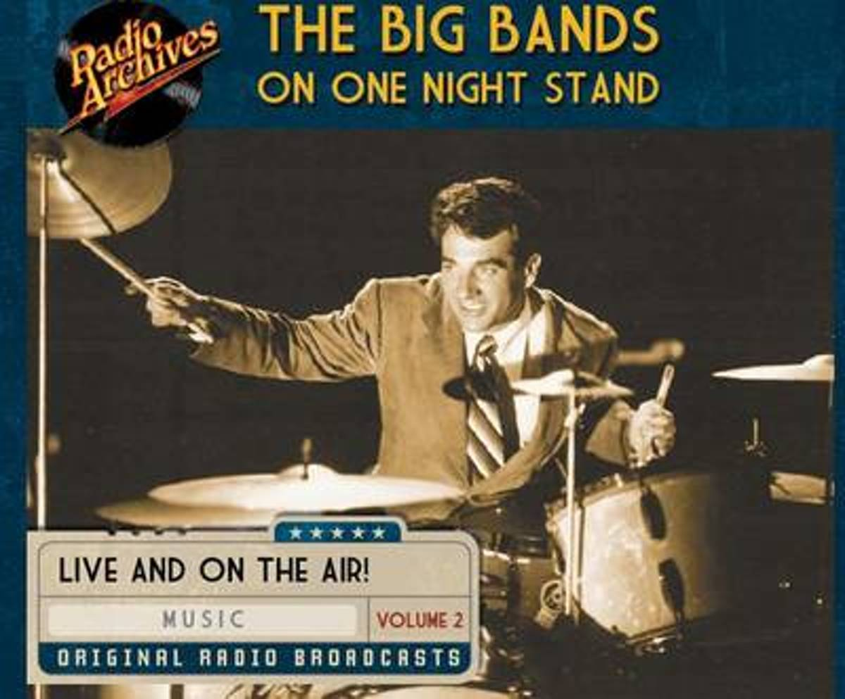 Big Bands on One Night Stand, Volume 2