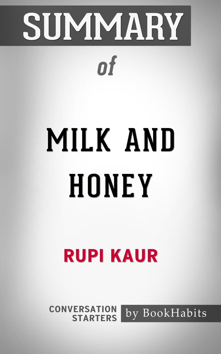 Summary of Milk and Honey by Rupi Kaur | Conversation Starters