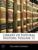 Library of Natural History, Volume 11
