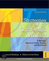 MyCompLab with Pearson EText- Standalone Access Card - for Strategies for Successful Writing