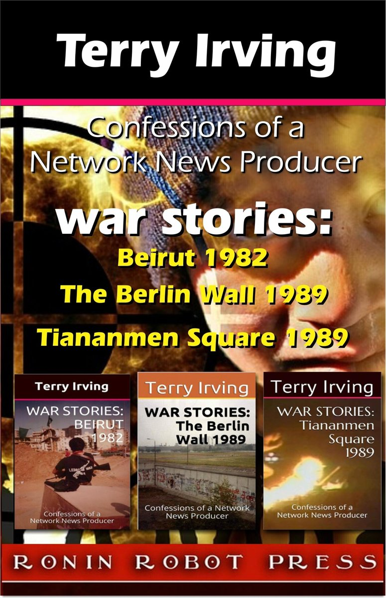 Box Set Confessions of a Network News Producer